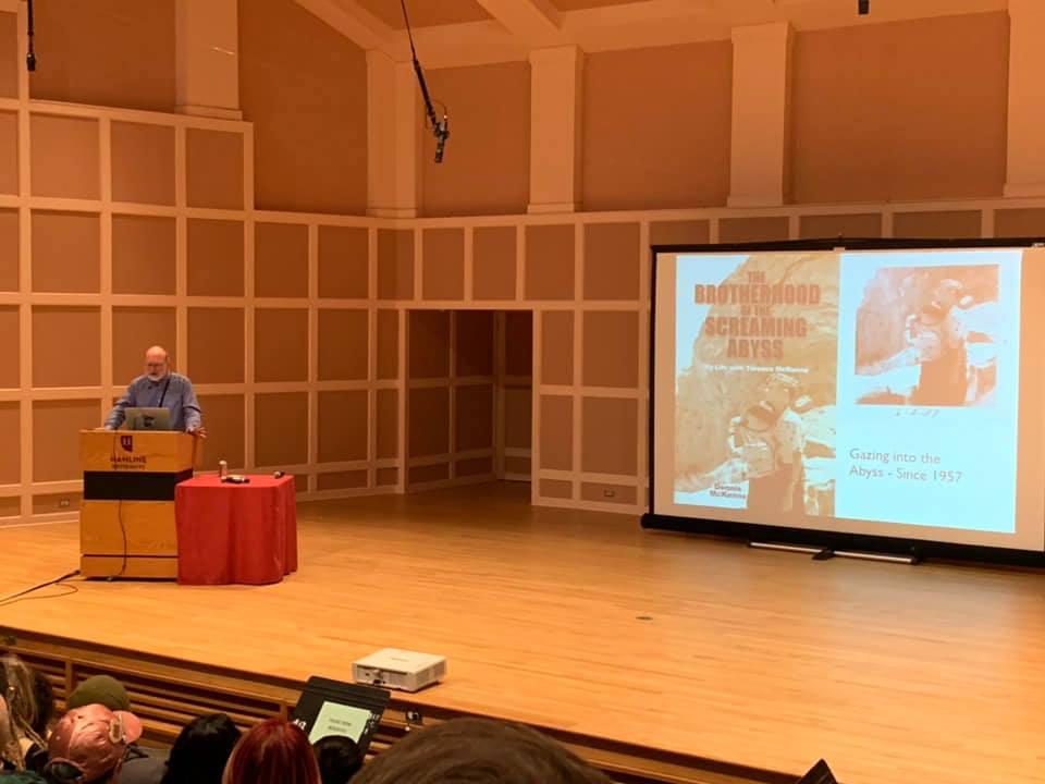 Dennis McKenna Farewell Symposium
