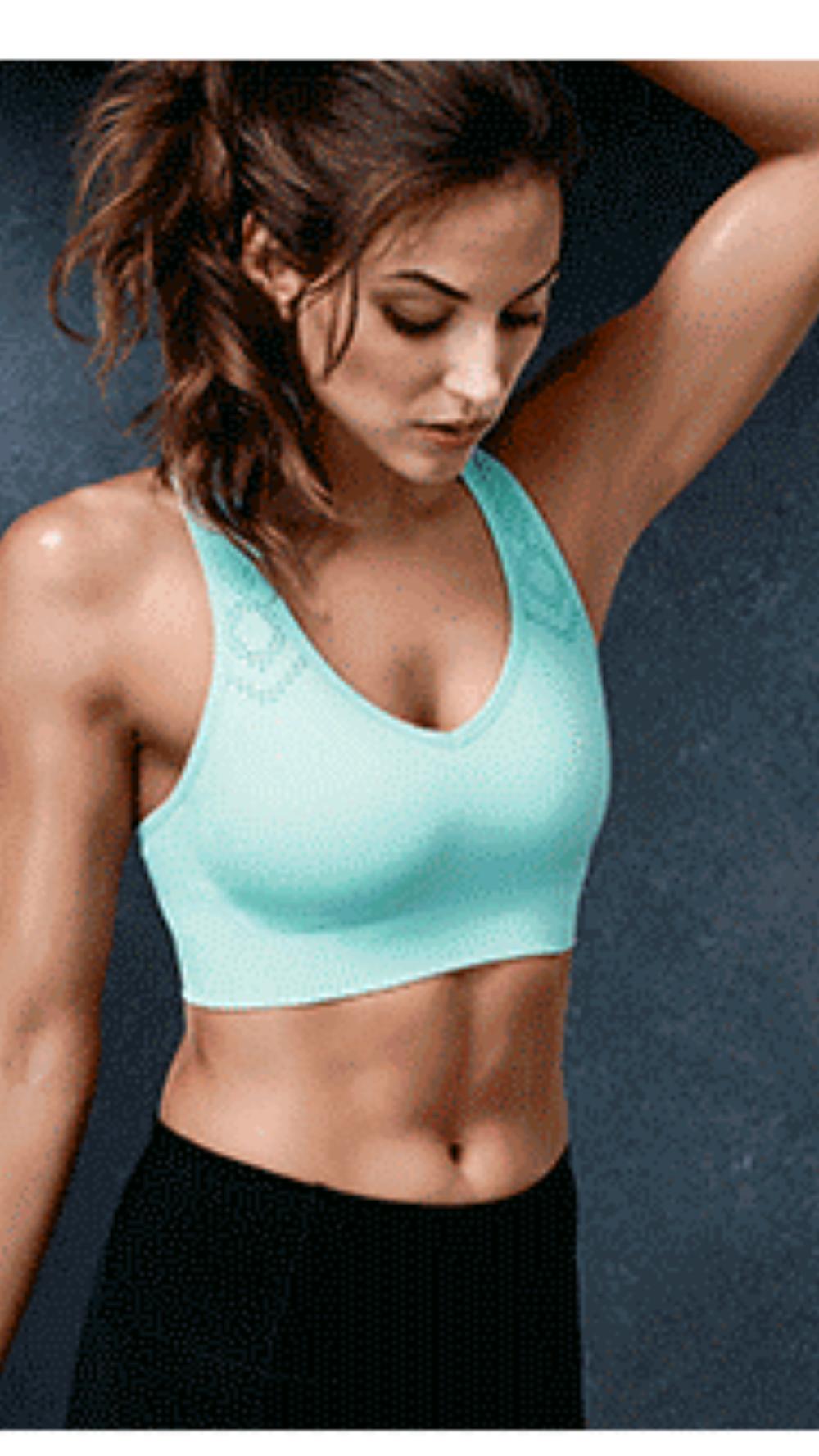 maria montgomery - fitness model - jockey