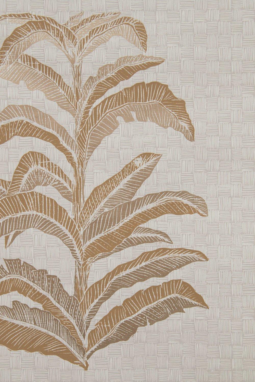 Krane Home_Banana Leaf Gold Wallpaper-2.jpeg