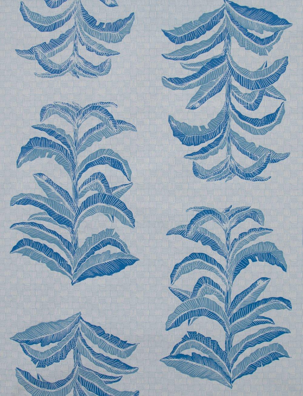 Krane Home_Banana Leaf Sapphire Wallpaper-1.jpeg