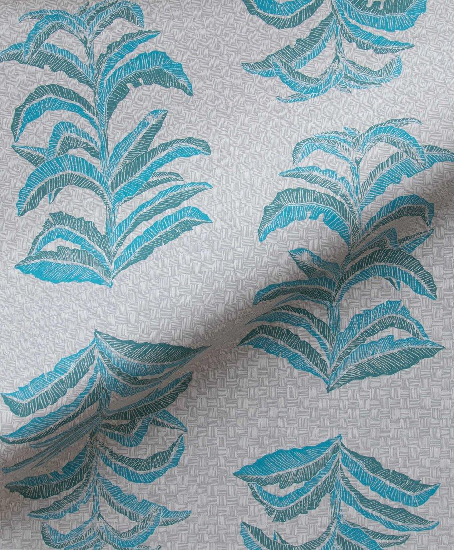 Krane Home_Banana Leaf Veridian Wallpaper-3.jpeg