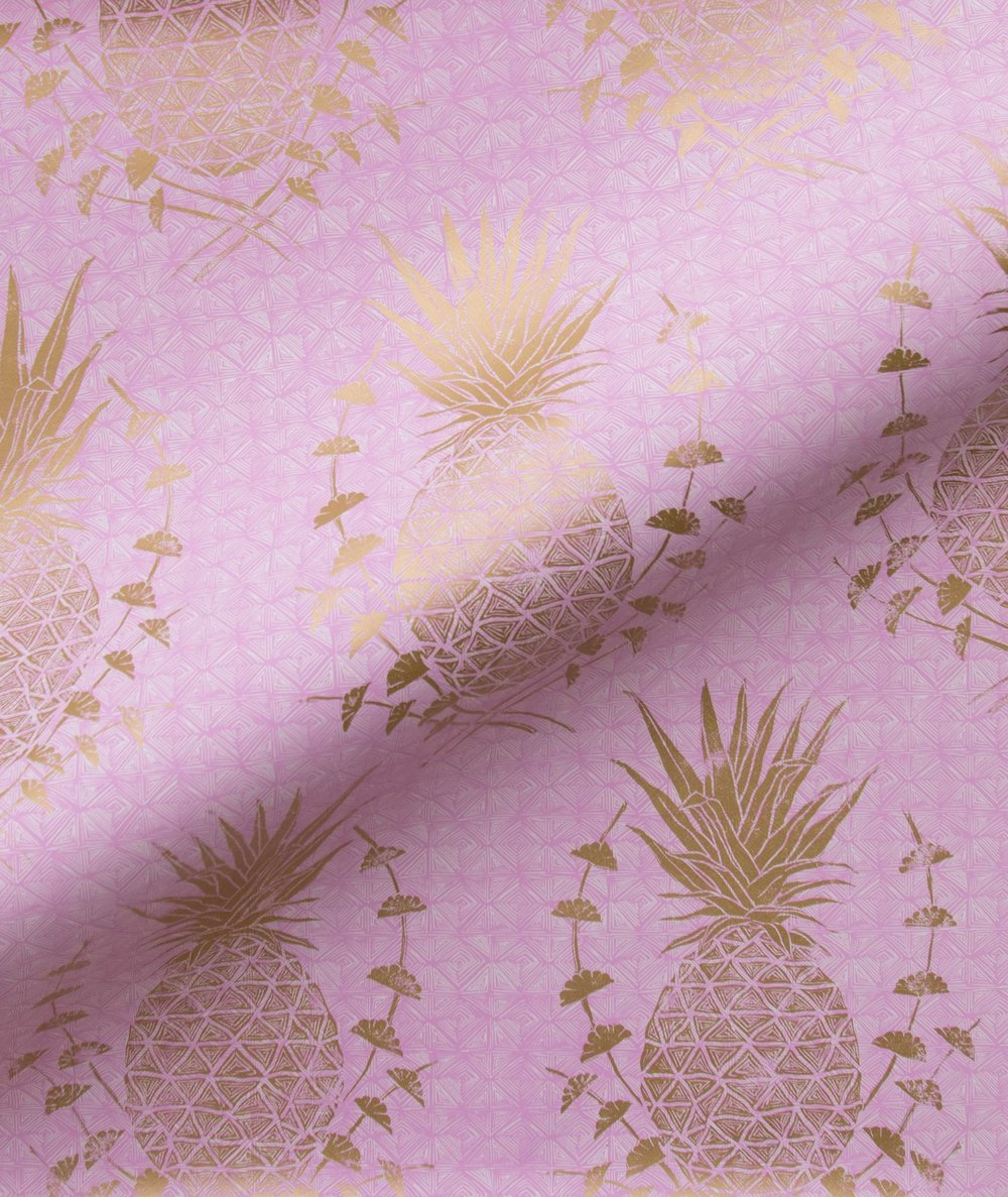 Royal Pineapple in Pink, SL210-01