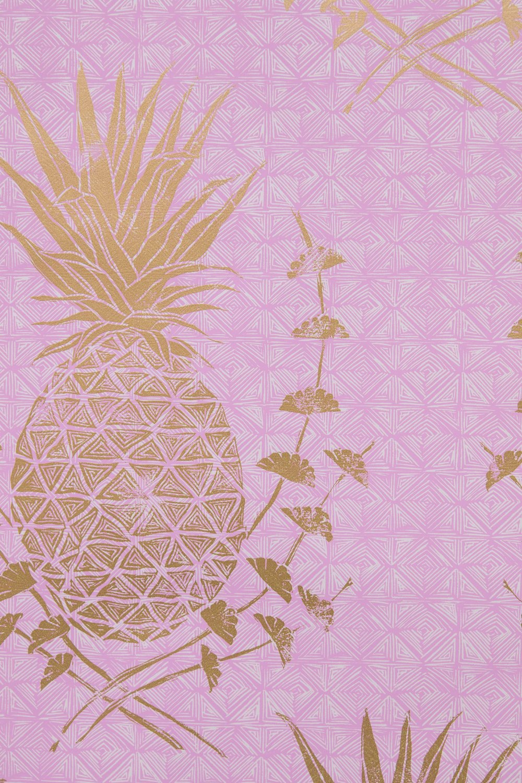 Krane Home_Royal Pineapple Pink Wallpaper-2.jpeg