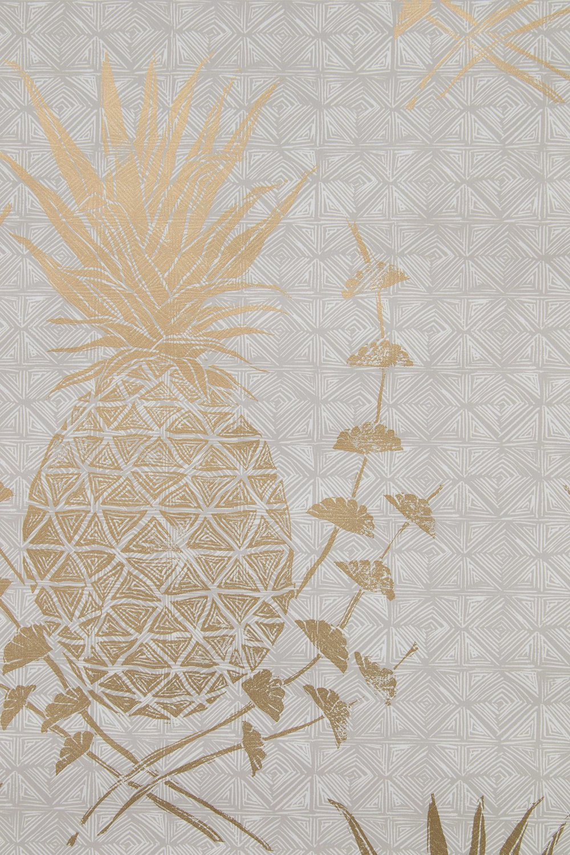 Krane Home_Royal Pineapple Gold Wallpaper-2.jpeg