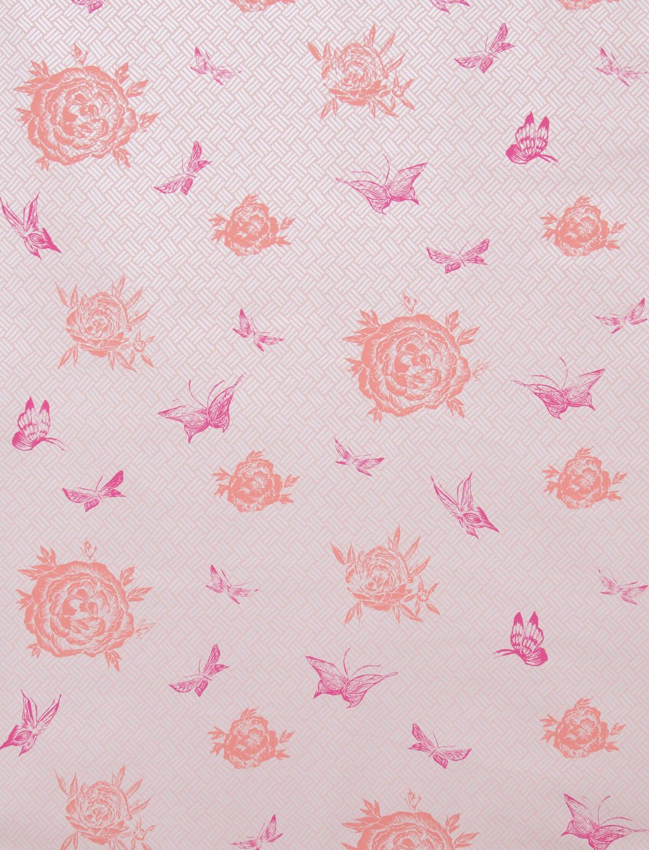 Krane Home_Flora Coral Pink Wallpaper-1.jpeg