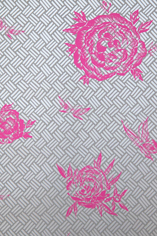 Krane Home_SL200 Flora Custom Fuchsia-Silver Wallpaper-2.jpeg