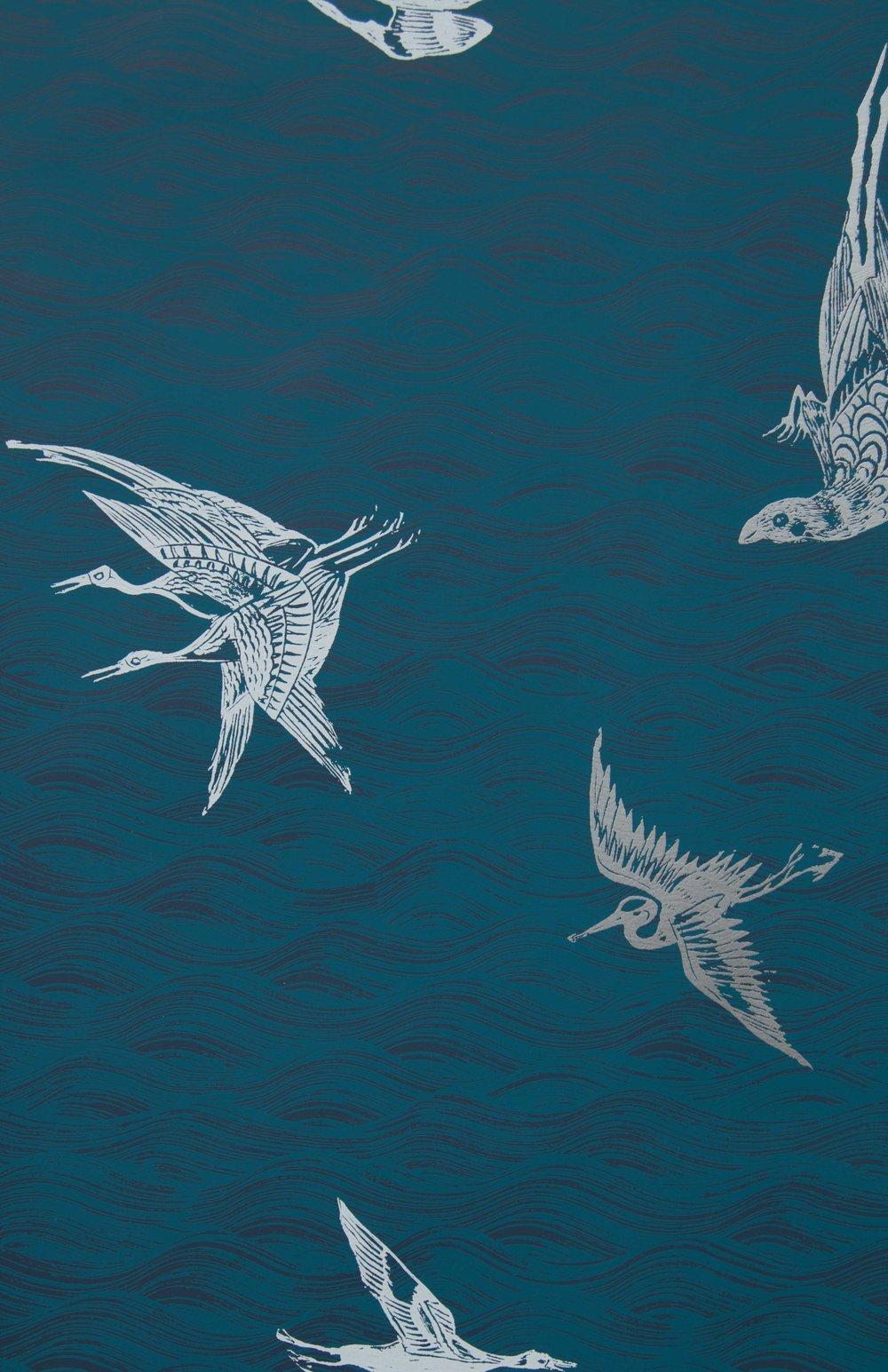 Birds in Azure, SL120-01