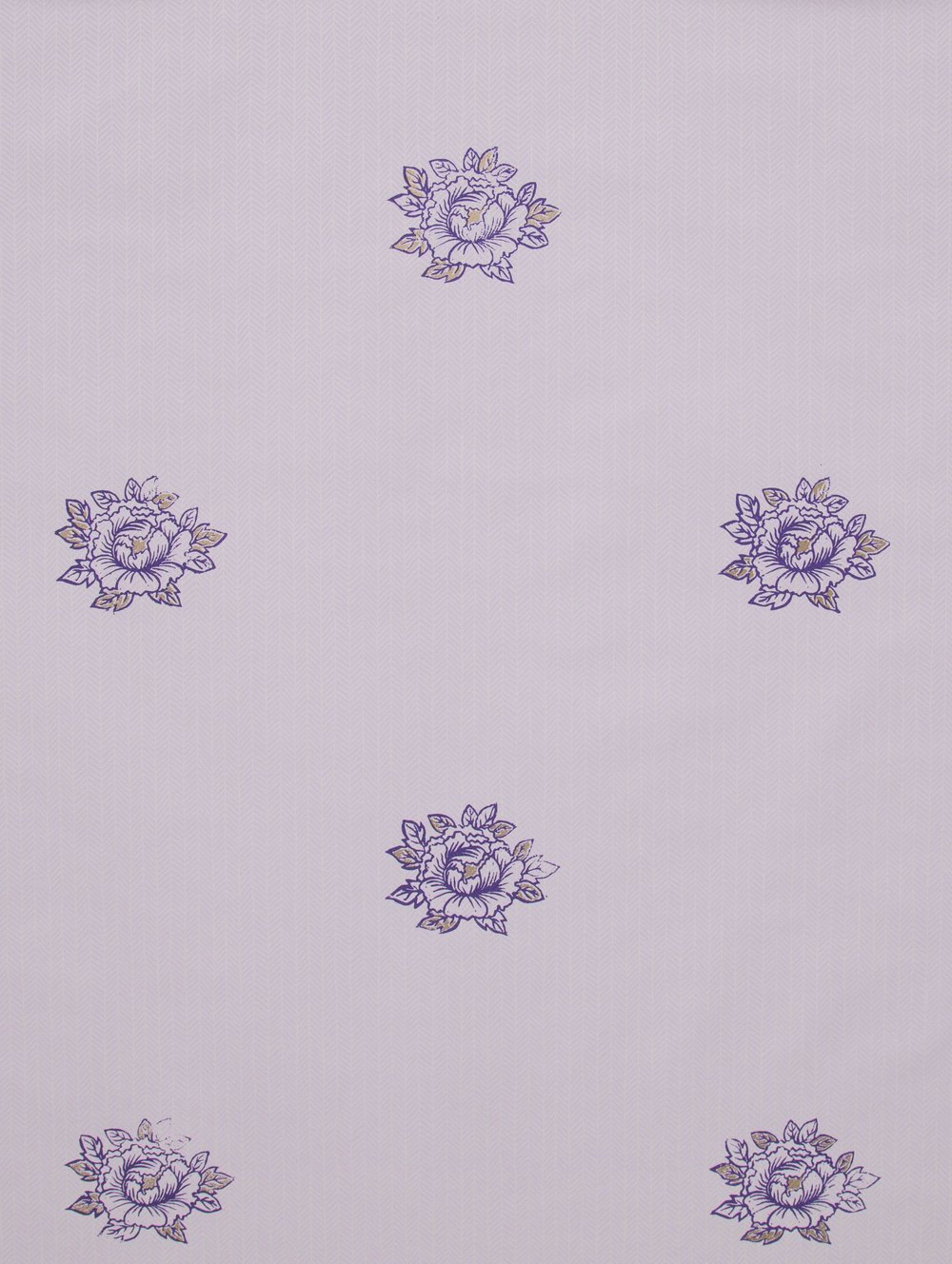 Peonies in Lilac, SL180-01