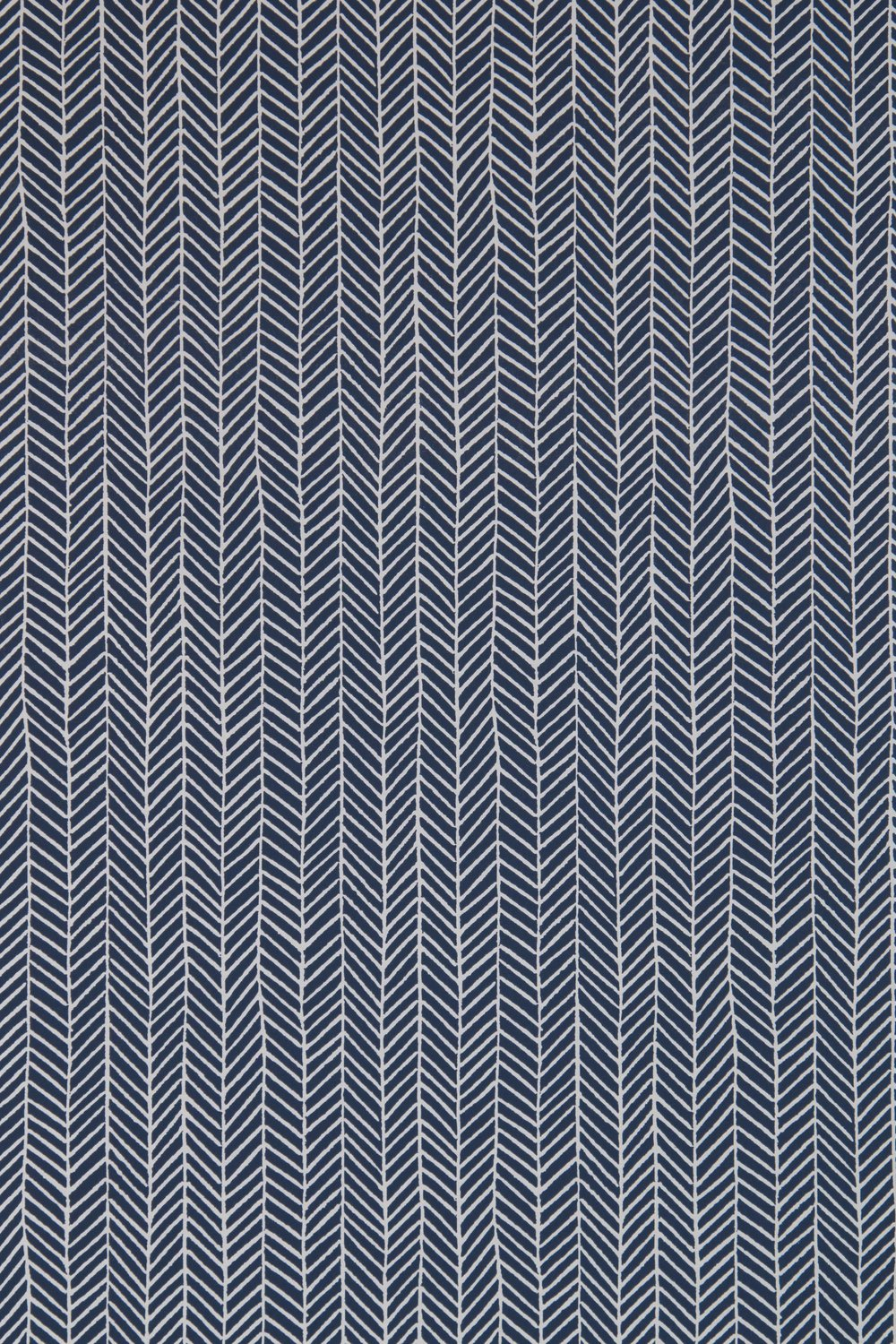 Herringbone in Navy, SL190-06