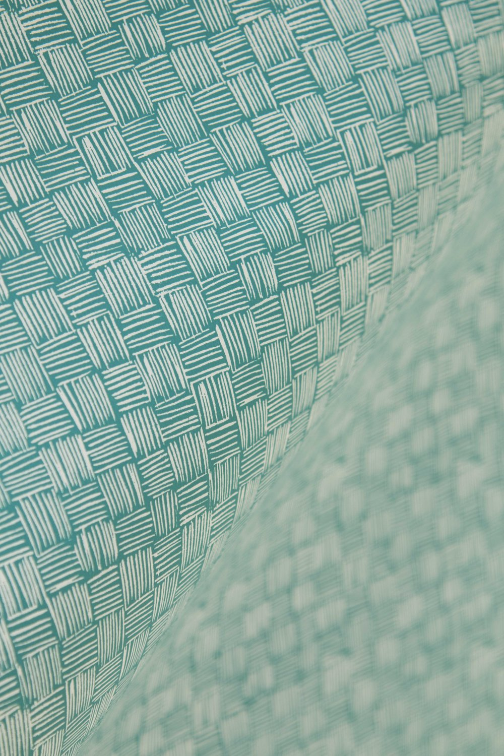Woven in Viridian, SL203-06