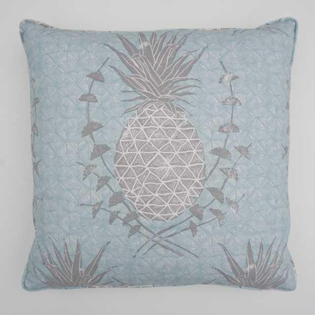 Royal Pineapple in Celadon