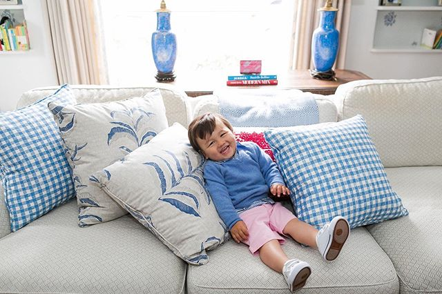 One of my three Valentines in a pile of Krane Home pillows 💙💕 ⠀⠀⠀⠀⠀⠀⠀⠀⠀ ⠀⠀⠀⠀⠀⠀⠀⠀⠀ ⠀⠀⠀⠀⠀⠀⠀⠀⠀ #pillows #sofa #livingroom #boymom #boymomlife #momlife #femaleentrepreneur #womeninbusiness #girlboss #momboss photo by @mekinasaylor