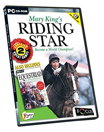 I think  Mary King's Riding Star  is the same game than the one I have, but honestly at this point who knows.