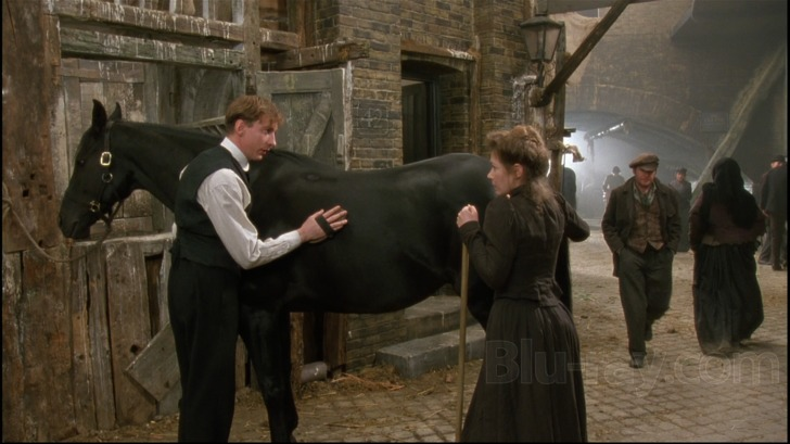 Black Beauty in the 1994 film adaptation.
