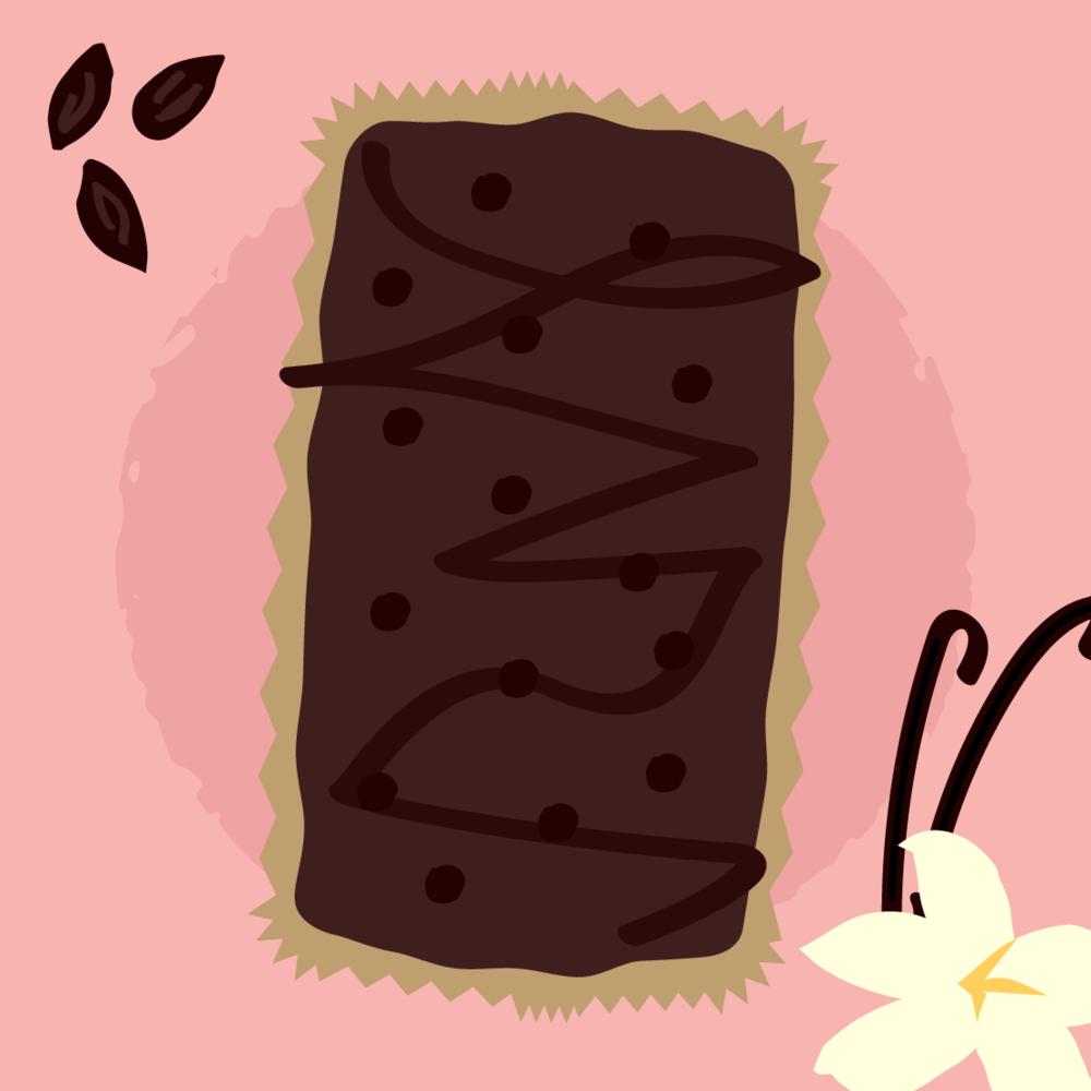 Cake Illustration Chocolate