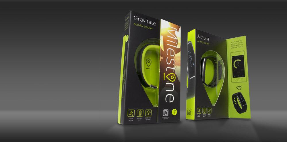 Milestone Packaging Design