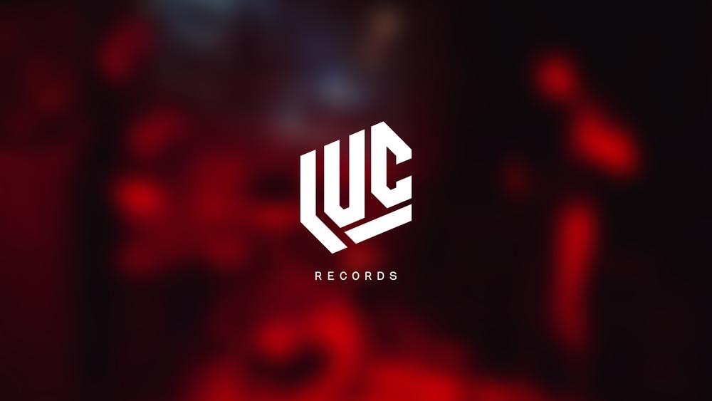 Luc Records Logo Design