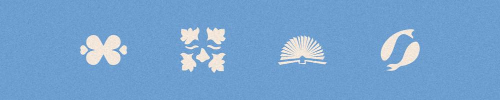 Summer isle icon design