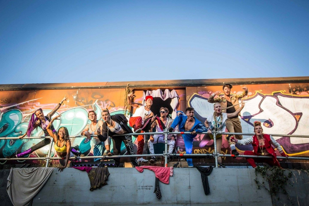 Bassline Circus - Multi Dimensional Theatrical Experience