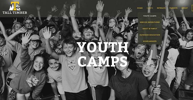 Summer camp registration is LIVE!! Ahhhh! Not a drill!! Sign up today! We can't wait to see ya.