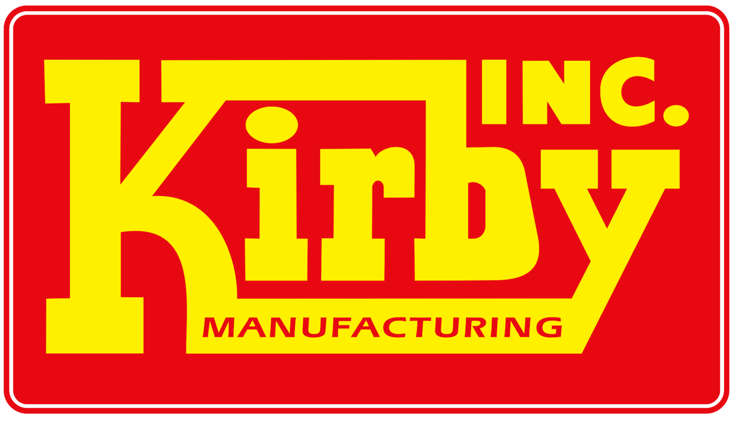 Kirby Manufacturing