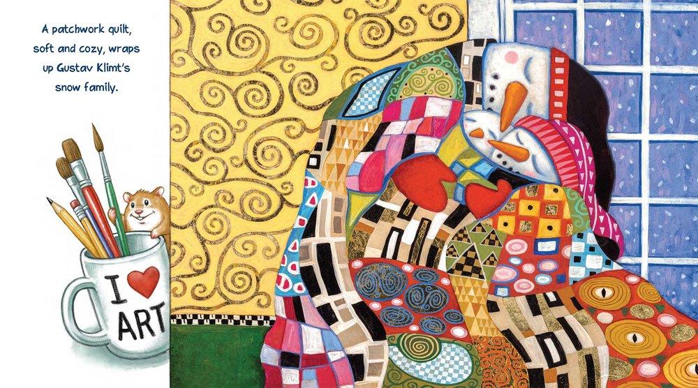Picasso-spread-Klimt.jpg