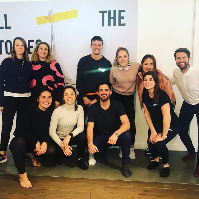 There were laughs, there were tears, there were big shifts, insights and creative ideas! Thank you @nike design team for being so open and willing to learn and explore deep within the breath to access CALM, COMPASSION, CONNECTION and CREATIVITY. It's sooooo awesome that businesses like Nike are championing the invaluable power of BREATH techniques to transform their workplace ! ⚡️⚡️ @mindfultalent @sandeman_ @alister_gray_coach . . . .  #breathpod #breath #workshop #corporateworkshop #learntobreathe #breathing #breathbetter #london #nike #design #makechange #love #live #life #learn #feel #calm #stress #compassion #emotion #mentalhealth #health #wellbeing #breatheatwork #inhale #exhale #breathwork #breaththerapy
