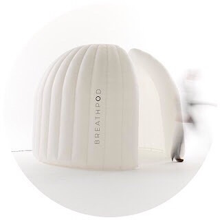 ENTER THE BREATHPOD!!! 🤩👌🏼 When Breathpod launched it was always a dream to bring The Breathpod experience to life as a escape pod, an immersion, a space to pause, connect to your body and BREATH. We are over the moon to announce the launch of our corporate pods! 💃🏽🕺🏼 We have been doing a lot of corporate sessions this year and last, with some of the world's leading businesses. Often in this environment it's difficult to take a breather from to-dos, emails and obligation it's often a challenge to fully express yourself in front of your team or your boss. Overwork, not switching off and stress accounts for 35% of all work-related ill health cases and 43% of all working days lost due to ill health – a total of 9.9m working days lost! ✨✨ So ENTER THE BREATHPOD to supercharge your body, free your mind and connect to your highest state of consciousness. This 30min experience will guide individuals  through a powerful breathing sequence accompanied by frequency specific sound scientifically designed to charge you up and chill you out. 🧘🏽♂️ 🧘🏼♀️ This journey of breath and sound has been created by breathpod founder @sandeman_ and acoustic engineer @johnmonkman to accelerate all aspects of your teams performance by increasing calm, energy and focus, enhancing creativity, productivity and emotional intelligence and improving mental health and wellbeing. 💆🏼♂️ Sink into the soft surrounds of the 3x3 pod, that our expert team instal into your space. Pause time, completely disconnect from your mind, obligations, your to dos, and reconnect to you, your breath, your body, your being. Be guided through a 30 minute experience, afeel the breath and sound vibrations that make you buzz and tingle on this transcendental journey ⠀⠀⠀⠀⠀⠀⠀⠀⠀ 🙌🏼⚡️🙌🏼⚡️ ⠀⠀⠀⠀⠀⠀⠀⠀⠀ Hit us up for more info or tag or share or contact info@breathpod.me 👌🏼