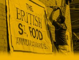 British street food awards