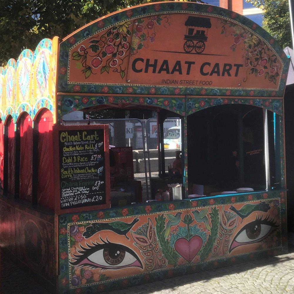 Street Food Stand UK