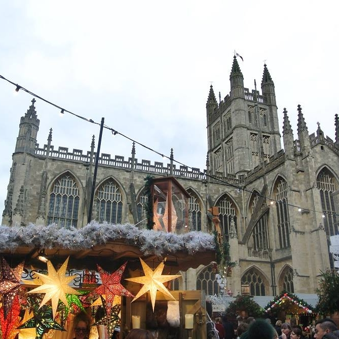 Bath Christmas Market food event