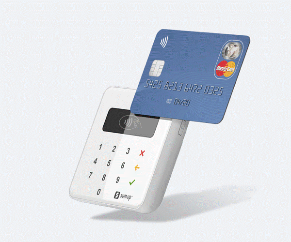sum up card reader
