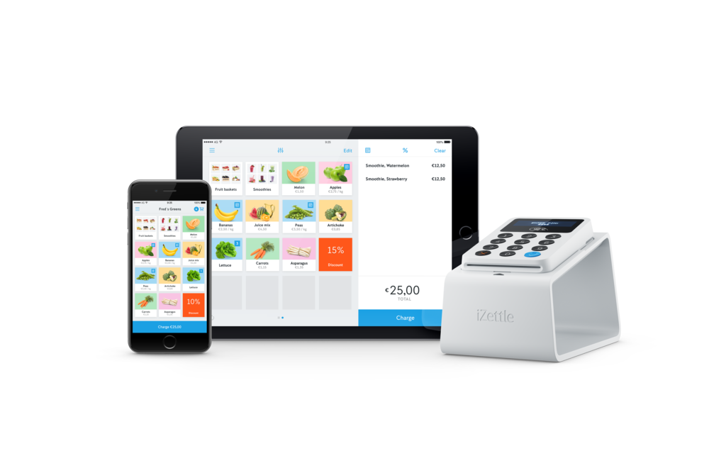 izettle features
