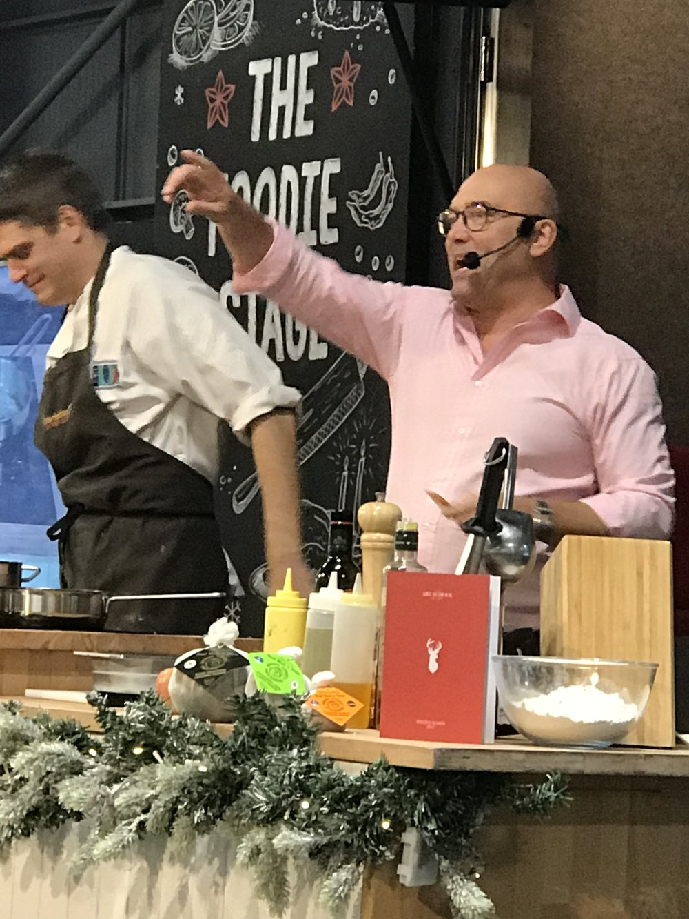 greg wallace-eat-and-drink-festival ideal-home-show