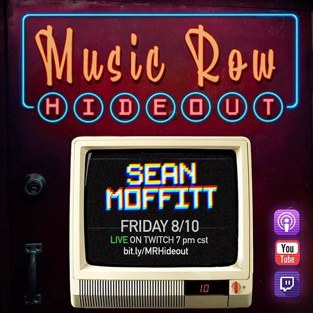 @smoffitt13 has mixed for some of your favorite artists: @benrector @colonyhouse @andrewbelle @tobymac @lauren_daigle & literally a bazillion others.  Come hang out with us in the chat—Live Friday 7pm on Twitch bit.ly/MRHideout