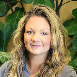 Ashley - Ashley has been working as a DA for two years and has been a part of our team for six months. Ashley grew up in El Dorado Hills and she attended the ROP dental assisting program in 2007. She enjoys making patients feel more comfortable and relaxed during their visit. Ashley enjoys spending time with her friends, family and dogs in her free time.