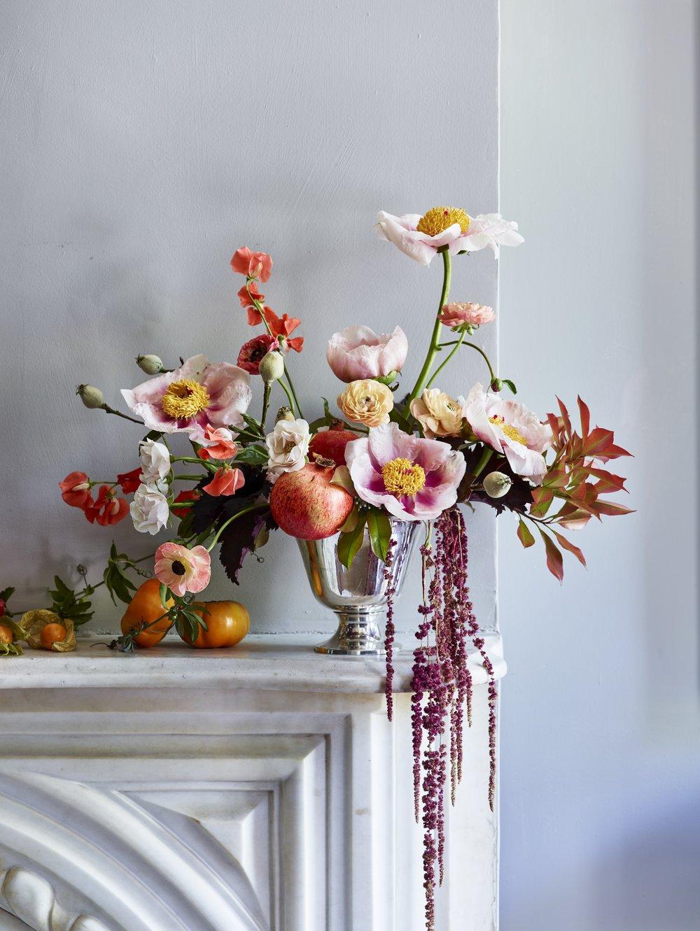 photo:: David Prince // styling:: Hilary Robertson // flowers:: Putnam & Putnam