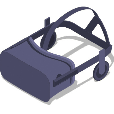 High End Virtual Reality: Oculus Rift, HTC Vive