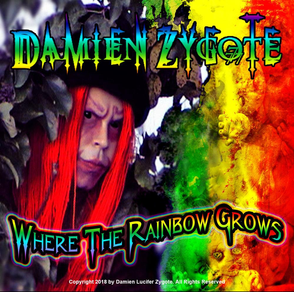 - Artist: DAMIEN ZYGOTE / Album: Where The Rainbow Grows
