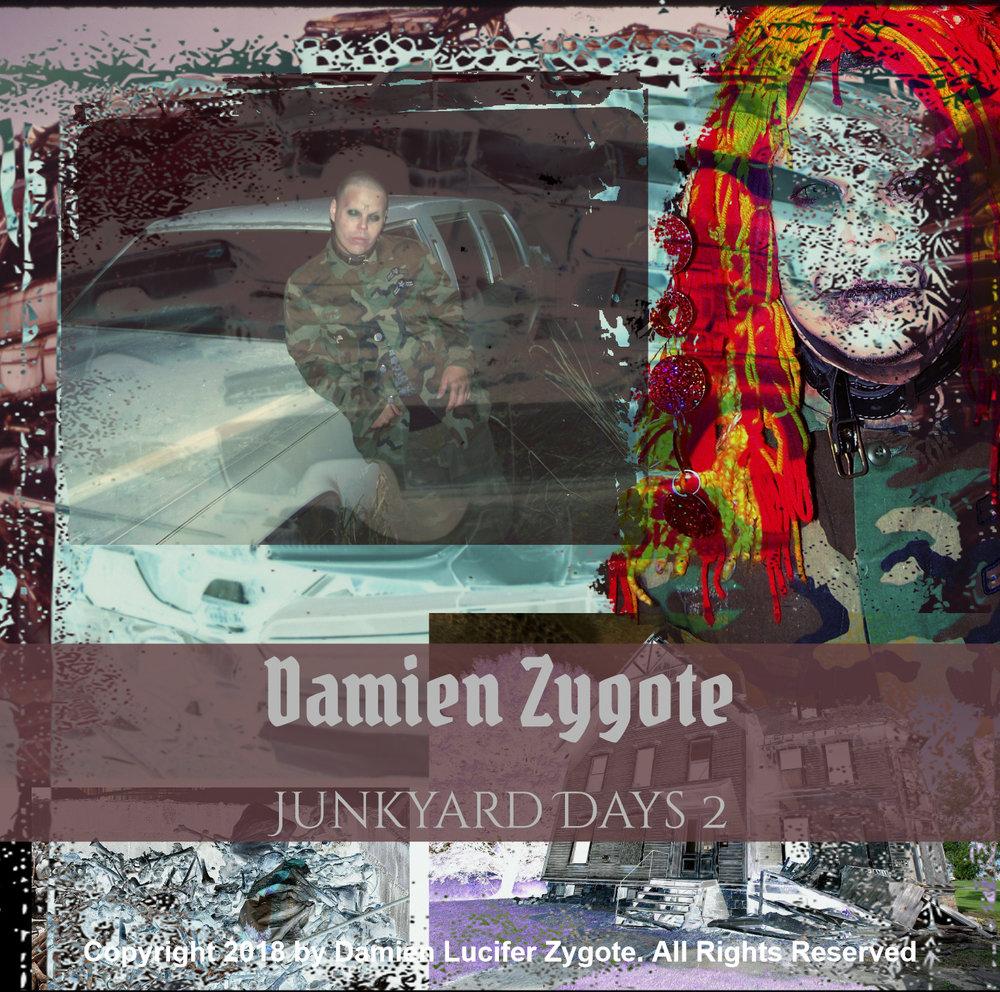 - Artist: DAMIEN ZYGOTE / Album: Junkyard Days 1 & 2