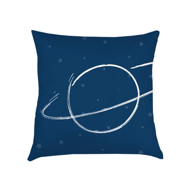 ALMOFADA planeta (CAPA + RECHEIO) | azul marinho - | 50X50CM | R$169,00  cod: KIDS_AZ_0026   CAPAS PODEM SER VENDIDAS SEPARADAMENTE - VALOR R$149,00