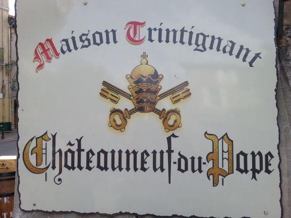 Chateauneuf du Pape Maison Trintignant.jpg