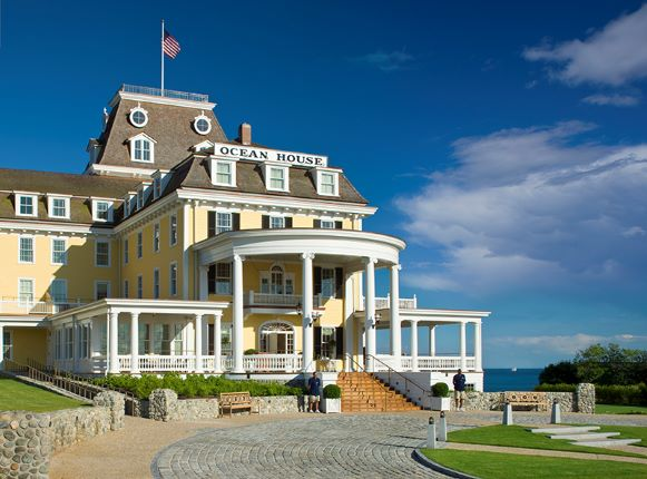 Ocean House, Watch Hill, Rhode Island
