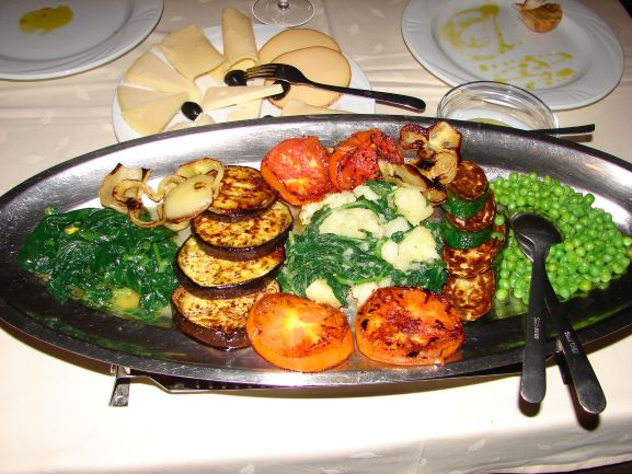 A feast served up by Ristorante Bosket