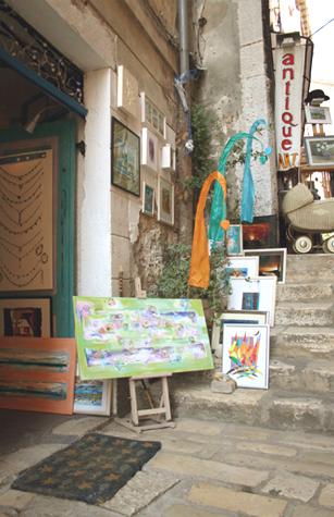 Atelier Sottomuro, Rovinj