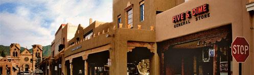 Five & Dime General Store, Santa Fe