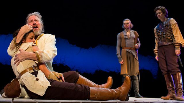 King Lear at Interlochen