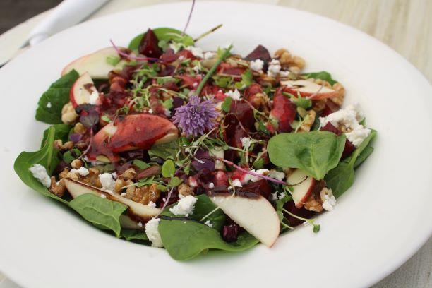 Hemingway's beetroot salad