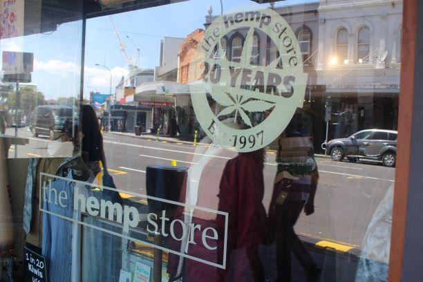 The Hemp Store on K-Road