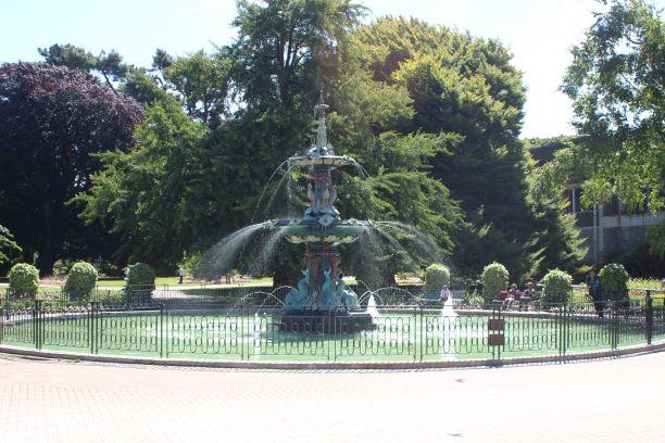 Christchurch Botanic Garden, New Zealand